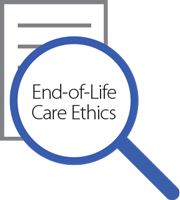 ethics of end of life care Full-text paper (pdf): ethics, end-of-life care, and the law: overview.