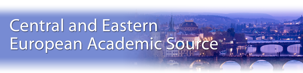 Central and Eastern European Academic Source