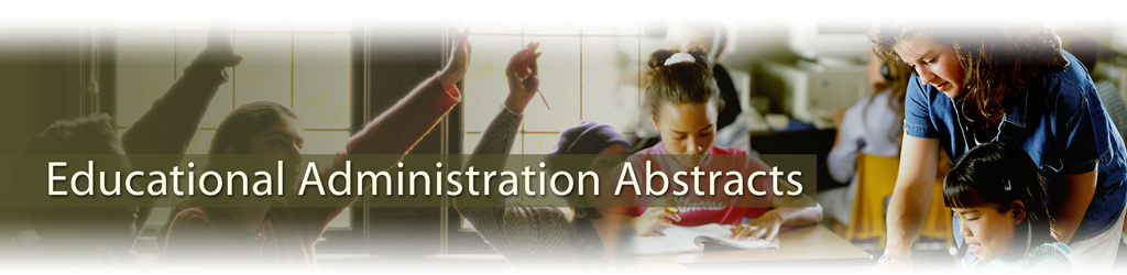 Dissertation educational administration