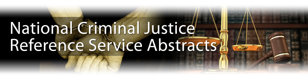 Image result for National Criminal Justice Reference Service Abstracts ebsco