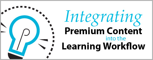 Integrating Premium Content into the Corporate Workflow