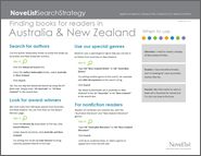 Australia & New Zealand Content Search Strategy