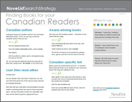 Canadian Content Search Strategy