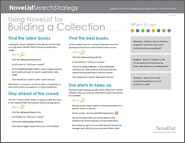 Using NoveList to Build a Collection Search Strategy