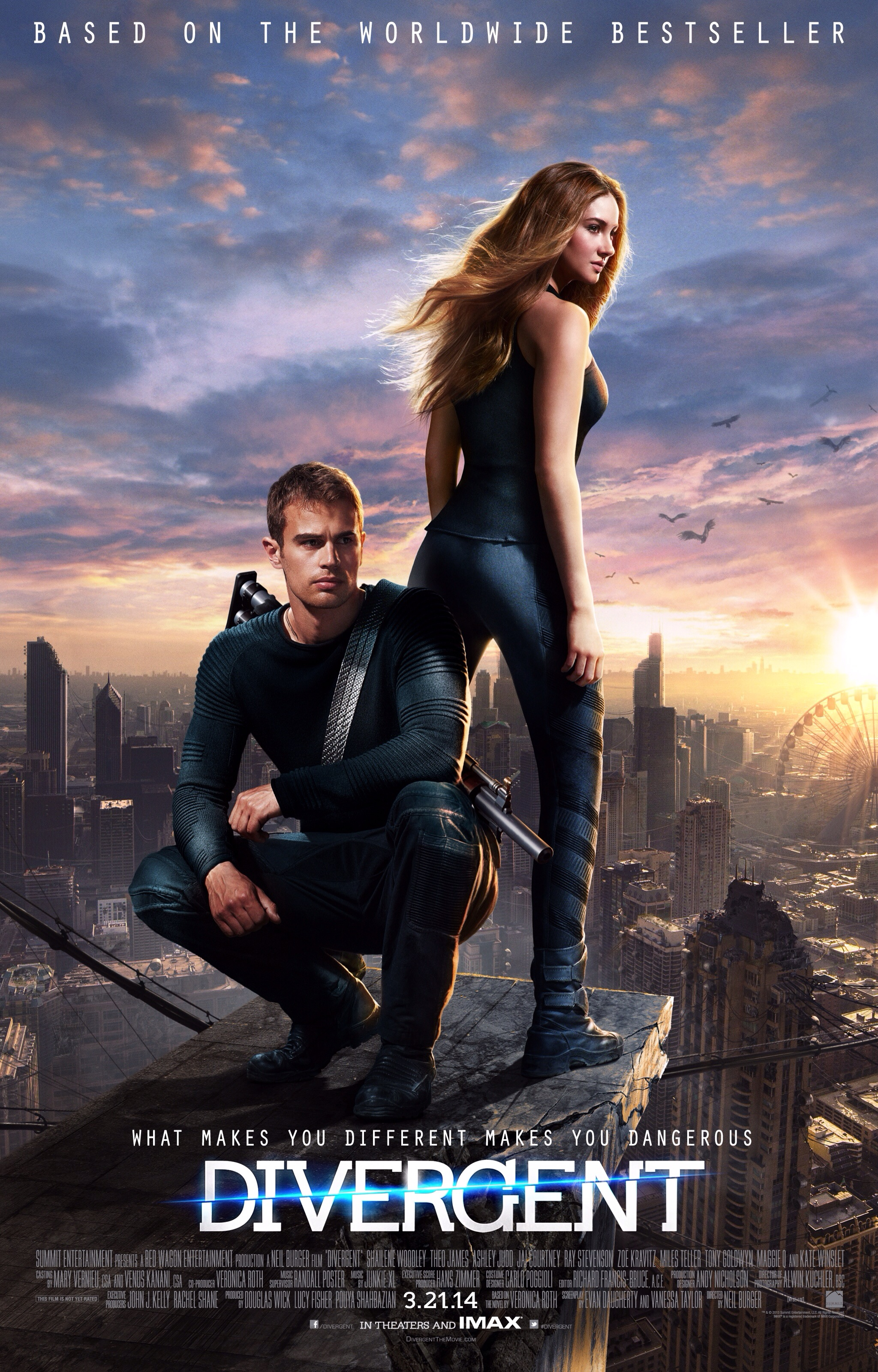 A Catch-up Guide to Divergent | NoveList | EBSCOhost
