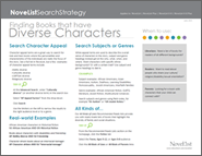 Diverse Characters Search Strategy