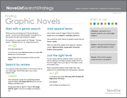Finding Graphic Novels Search Strategy