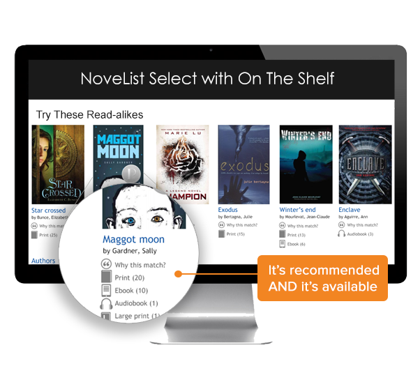NoveList Select with On The Shelf