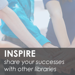Inspire: share your readers' advisory success with others