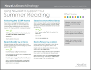 Summer Reading Search Strategy