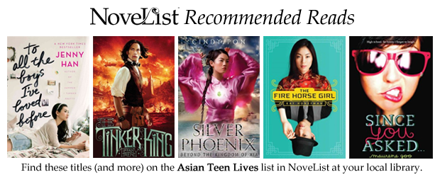 NoveList Recommended Reads -- Asian Teen Lives